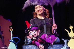 theater de verbeelding, Purmerend, toneel, dans, cabaret, muziektheater, vlakke vloer, Alladdin, koekla, frijns